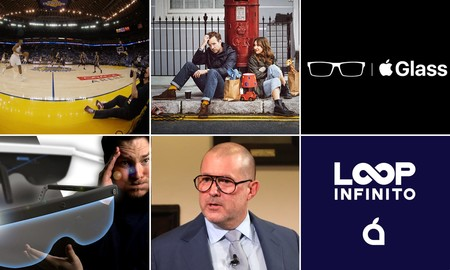 Muchas Apple Glass, Ciclos en Apple TV+, NextVR... La semana del podcast Loop Infinito