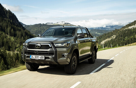Toyota Hilux 2020, precios para España
