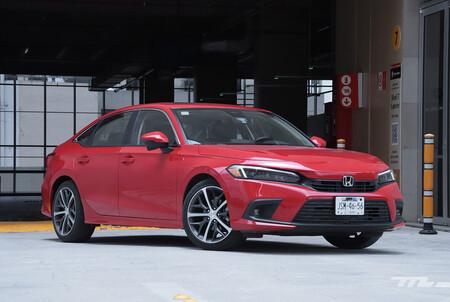 Honda Civic 2022 Opiniones Prueba Mexico 7