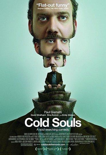 'Cold Souls' con Paul Giamatti, cartel e imágenes