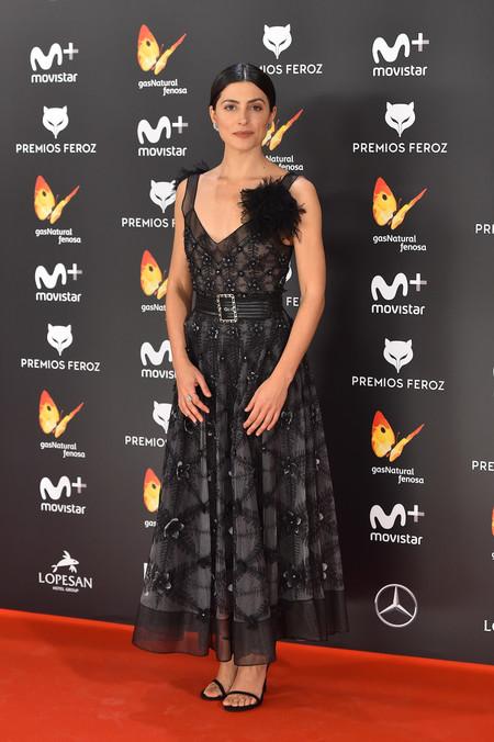 Barbara Lennie En Los Premios Feroz 2017