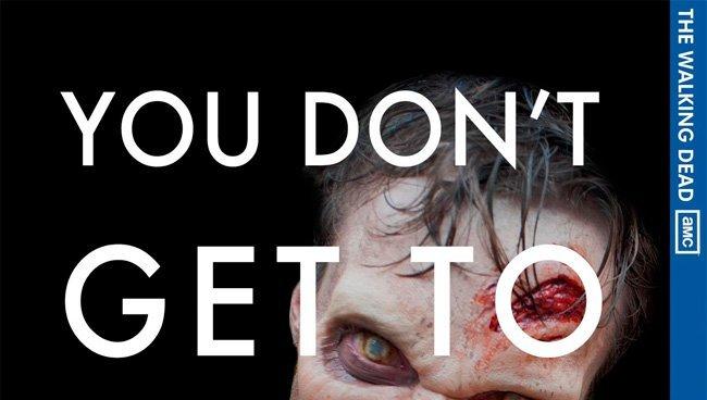 The Walking Dead póster