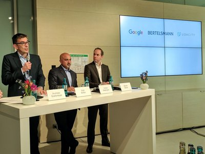 Google presenta un programa de 10.000 becas para desarrolladores de aplicaciones para Android