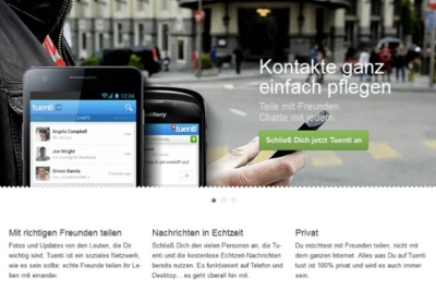 Tuenti comienza su expansión internacional abriendo su red en Alemania