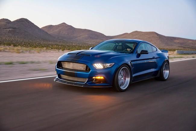 Estos son los dos nuevos Shelby Mustang que pronto estarán a la venta