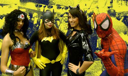 Los superhéroes de la Comic Con también van a por ofertas en nuestro Cazando Gangas