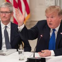 Trump admite que Samsung tendría ventaja frente a Apple por los aranceles de China