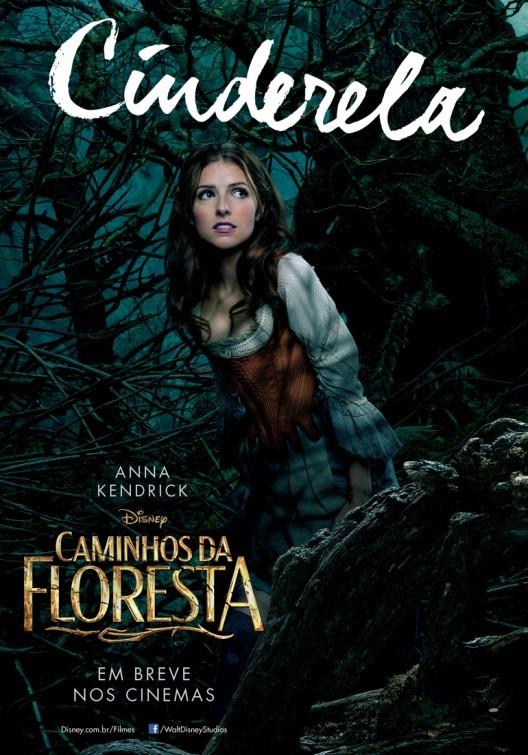 Carteles de 'Into the Woods'