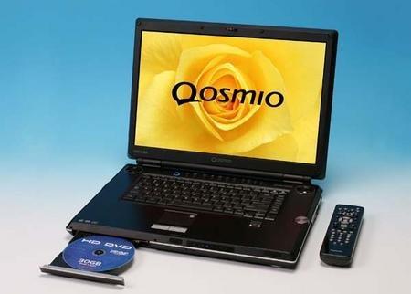 toshiba G30, primer portátil con unidad combo HD DVD