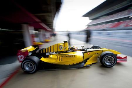 Lotus podría volver a llamarse Renault