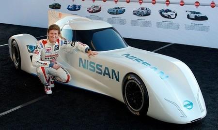 Lucas Ordóñez, probador del Nissan ZEOD RC para Le Mans 2014