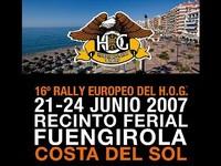 Este año, el European HOG Rally se celebra en España