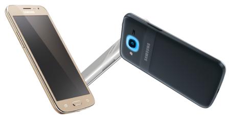 Galaxy J2 (2016) y su Smart Glow se presentan oficialmente en India