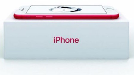 Iphone Red Caja
