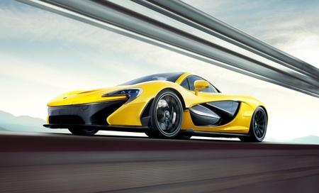 McLaren P1, híbrido enchufable: fotos sin camuflaje