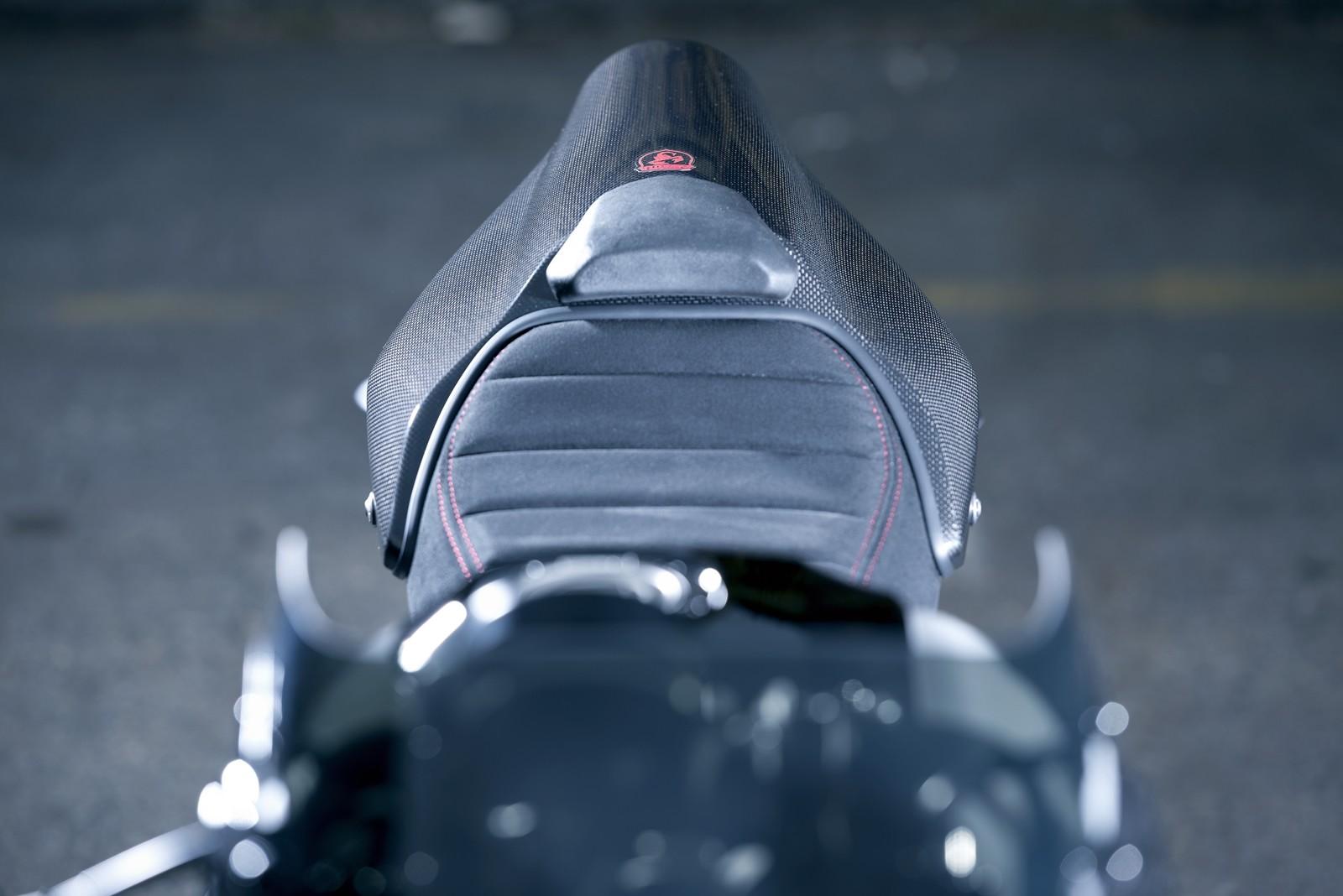Foto de Yamaha XSR900 Abarth (21/49)
