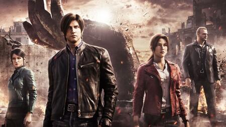 'Resident Evil: Oscuridad infinita': un violento anime de Netflix que erra el tiro al potenciar la acción por encima del terror