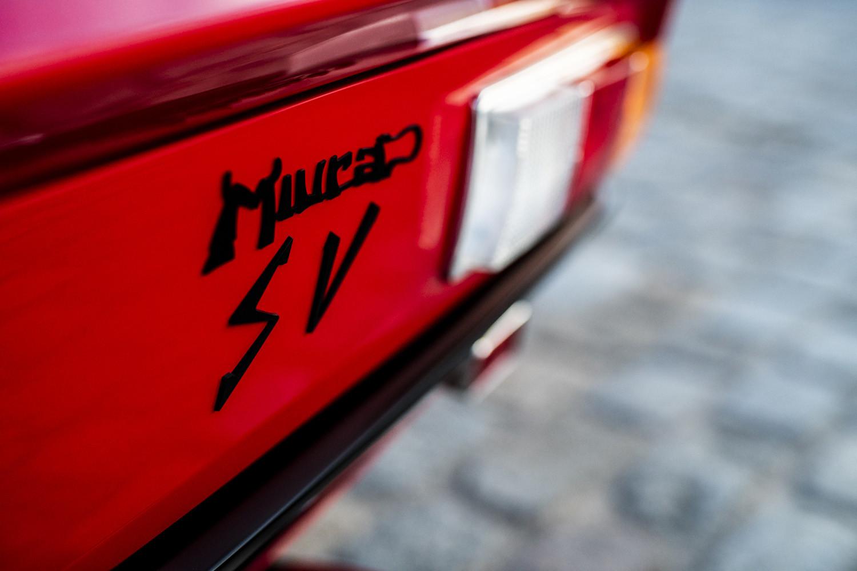 Foto de Lamborghini Miura SV de Jean Todt (13/37)