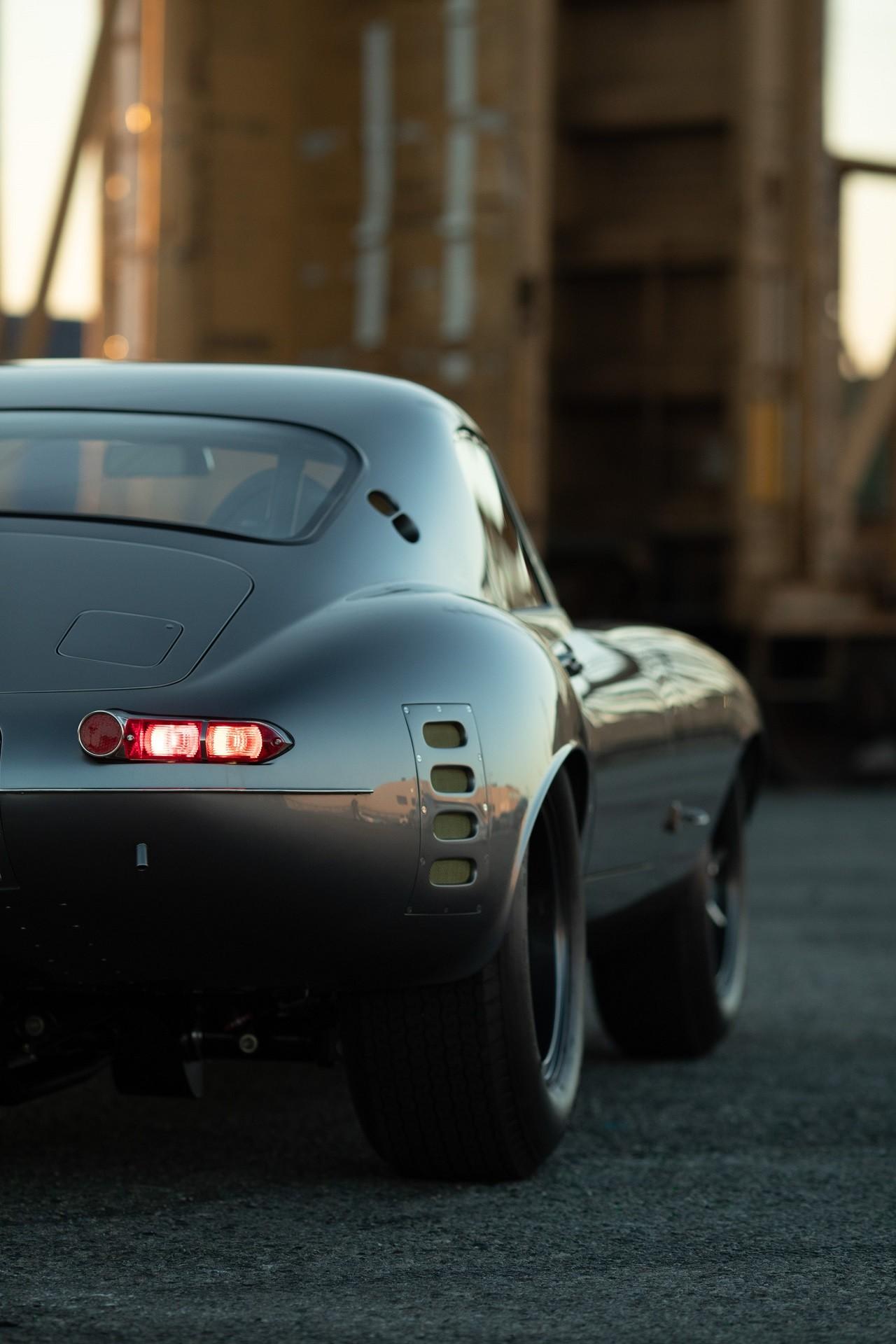 """Foto de Jaguar E-Type Low Drag Coupé """"OWL226"""" (14/21)"""
