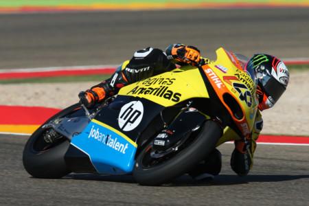 Alex Rins Moto2 Aragon 2016