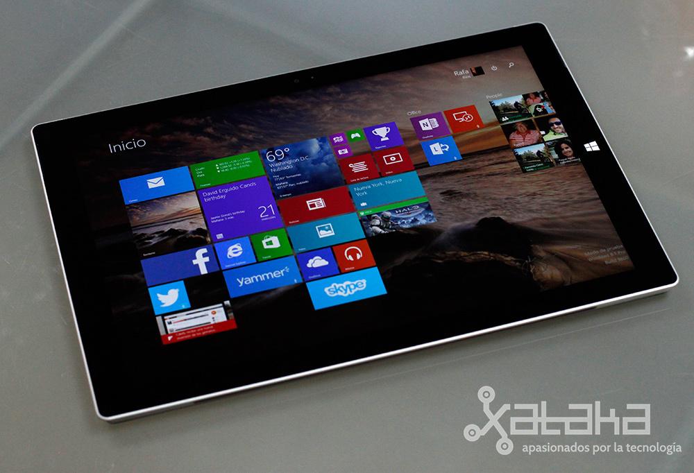 Foto de Microsoft Surface Pro 3 (30/39)