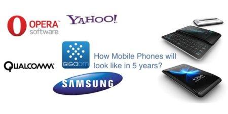 ¿Cómo serán los móviles en 2015? [Uplinq 2010]