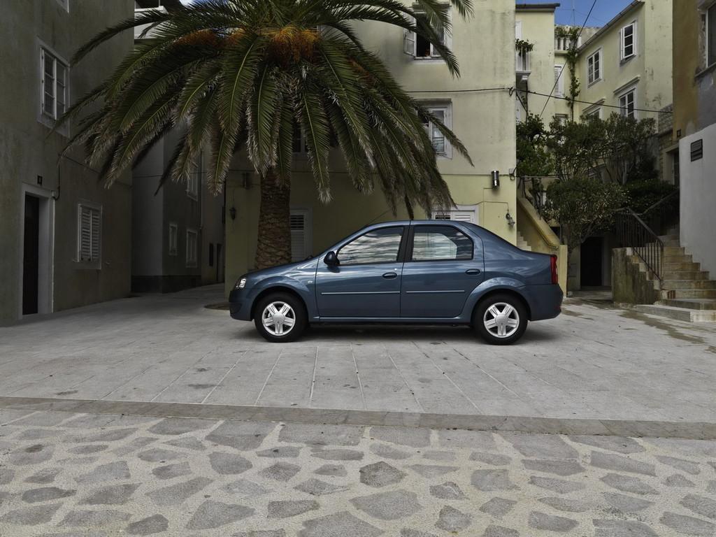 Foto de Dacia Logan 2008 (16/57)