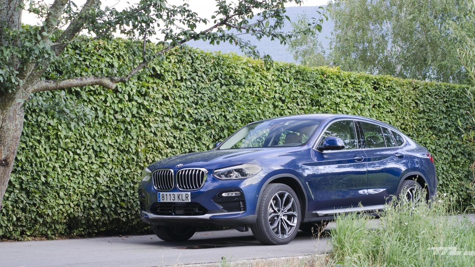 Foto de BMW X4 2018, prueba (28/65)