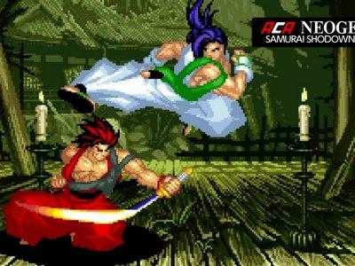 El mítico juego de lucha Samurai Shodown IV será el siguiente de Neo Geo en unirse a Nintendo Switch el 13 de abril