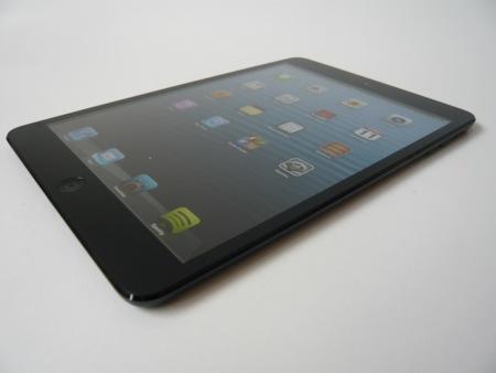 Análisis iPad mini diseño lateral