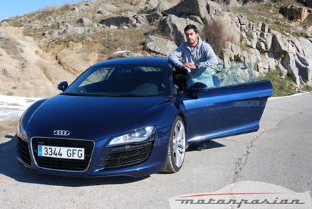 Conducción eficiente con Audi R8 4.2 FSI