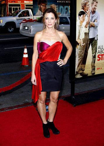 Sandra Bullock de Lanvin