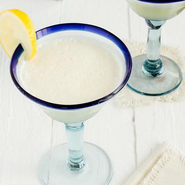 Cómo hacer el cóctel Margarita de piña