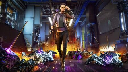 Kate Bishop es una buena incorporación a la historia de Marvel's Avengers, pero el juego sigue arrastrando los mismos problemas