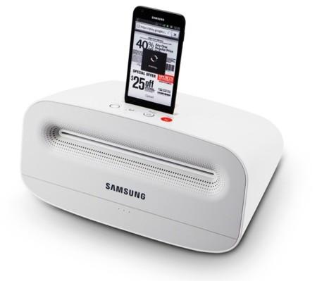 Samsung no se olvida de la impresión pensando en los smartphones