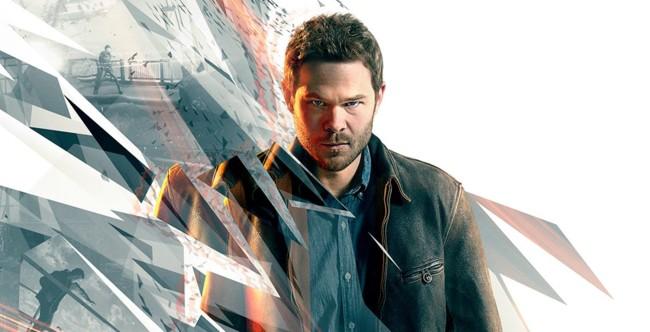 Quantum Break Series Art