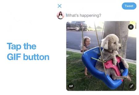 Twitter para iOS ya permite subir Live Photos como GIFs