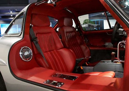 Mercedes-Benz 300 SL HWA Special Edition