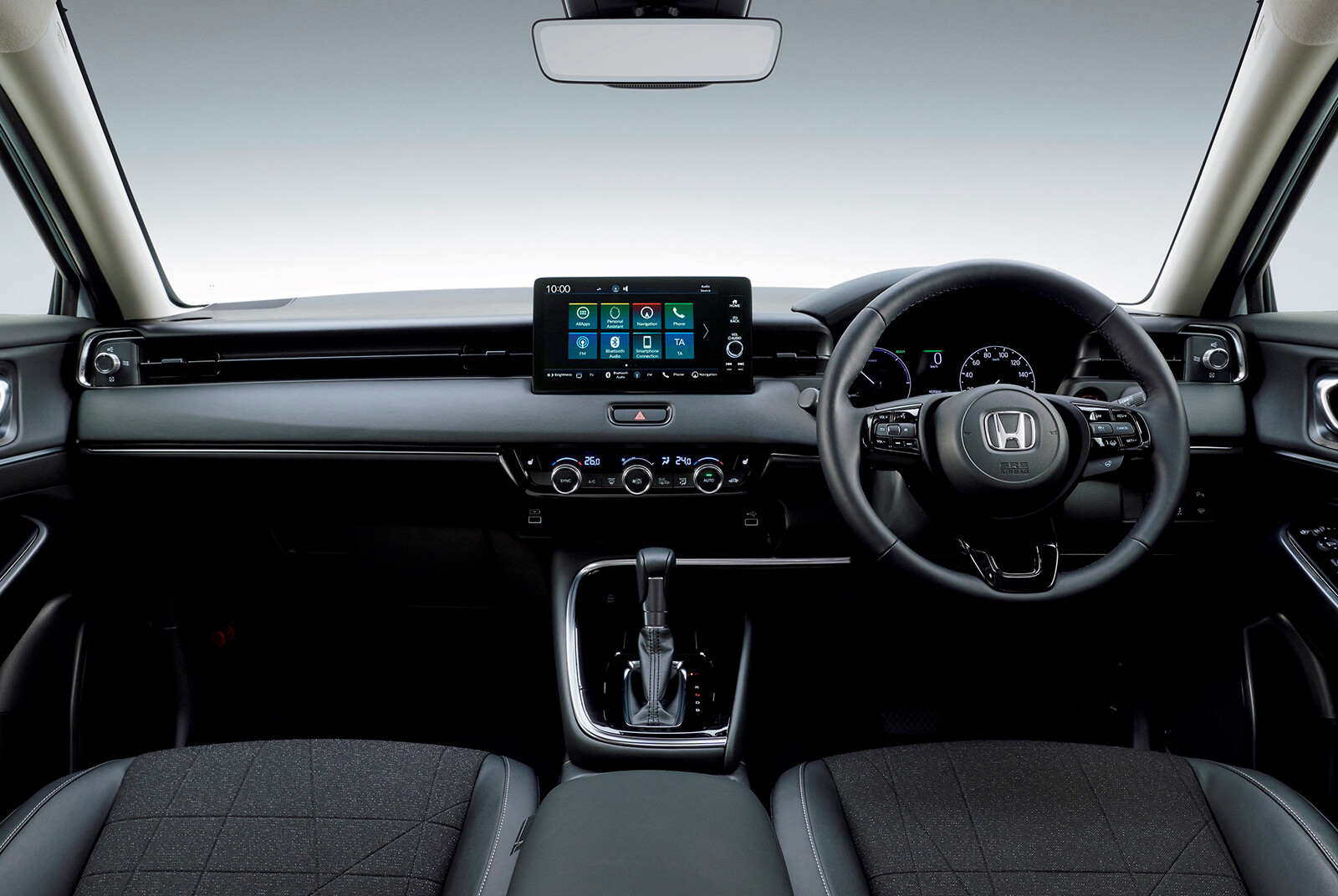 Foto de Honda HR-V 2022 (Europa) (11/13)