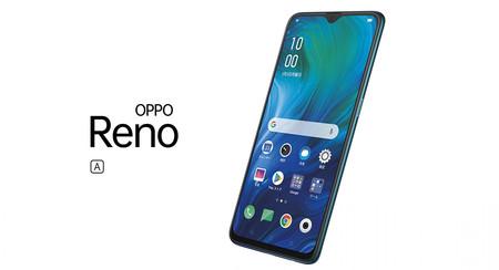 """OPPO Reno A: Snapdragon 710 y cámara doble para el nuevo Reno """"sin aleta"""""""