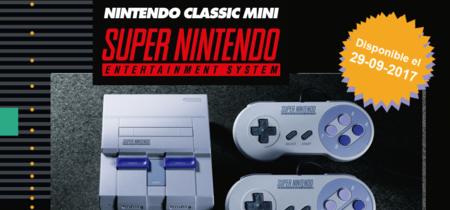 Se reanuda la venta de la Super Nintendo Classic en Colombia