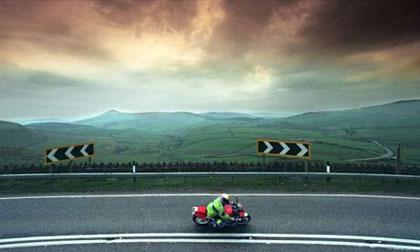 Las 10 mejores rutas de moto en Europa