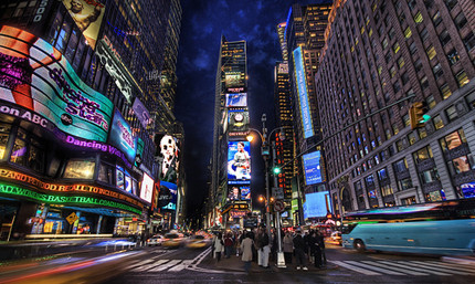 New York gratis