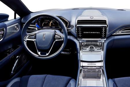Lincoln Continental Concept 3