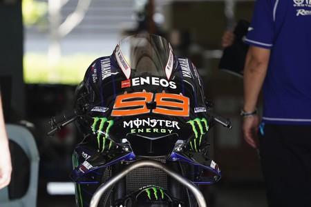 Yamaha Lorenzo Sepang Motogp 2020