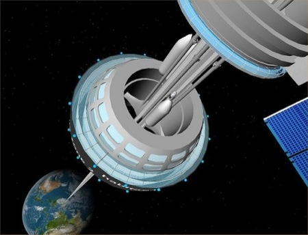 Japón pretende construir un ascensor hacia el espacio