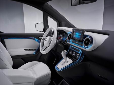 Mercedes EQT Concept 2021