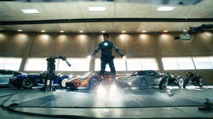 Spot para la Super Bowl de 'Iron Man'