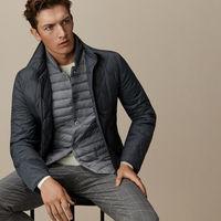 A prueba de todo elemento, éstas chaquetas de Mango son el nuevo básico de otoño