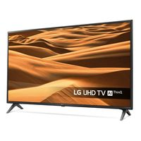 Esta semana, en eBay, podemos encontrar la moderna smart TV LG 43UM7100PLB por sólo 339,99 euros